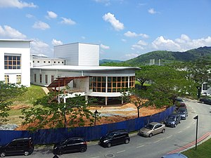University of Nottingham Malaysia Campus - Block E