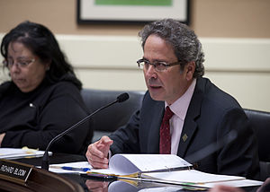 Richard Bloom - Bloom speaking before committee