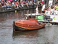 Boat 31 D66, Canal Parade Amsterdam 2017 foto 7, sleepboot.JPG