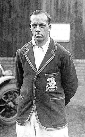 Bob Wyatt - Wyatt in 1930