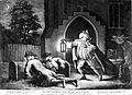 Bodysnatchers in a church cemetery disturbed by the braying Wellcome L0001662.jpg