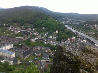 Bogny-sur-Meuse Commune in Grand Est, France