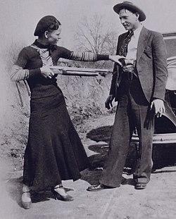 Bonnie y Clyde - Wikipedia, la enciclopedia libre