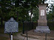 Boone gravesite Kentucky