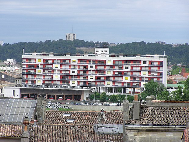 Monument historique à Bordeaux