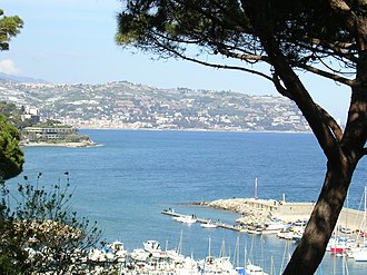 Call Me by Your Name (novel) - The setting in the novel is Bordighera, Liguria