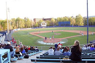 Boshamer Stadium - Boshamer Stadium before 2007