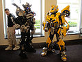 BotCon 2011 - Transformers cosplay (5802618718).jpg