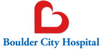 Boulder City Hospital - Image: Boulder City Hospital logo