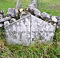 Boundary stone, Stainforth Lane - geograph.org.uk - 1445491.jpg