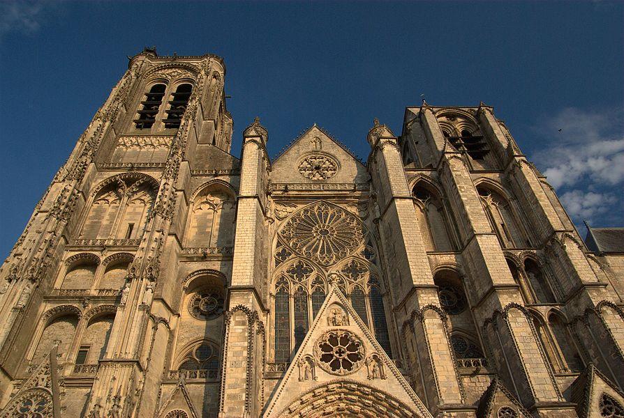 Bourges, Cathédrale Saint-Étienne