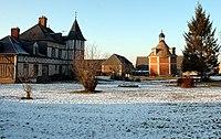 Bourgtheroulde-Infreville ferme avec colombier 1b.jpg