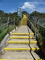 Bournemouth , West Cliff Steps - geograph.org.uk - 1320633.jpg