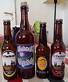 Bouteilles bières artisanales françaises.jpg