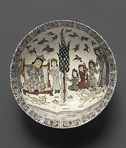 Bowl with an Enthronement Scene. Seljuq.jpg