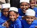 Boys at Primary School - Srimangal - Sylhet Division - Bangladesh (12906116925).jpg