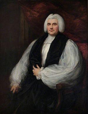 John Warren (bishop) - Image: Bp John Warren
