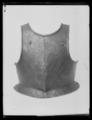 Bröstharnesk. 1600-talets första hälft - Livrustkammaren - 10834.tif