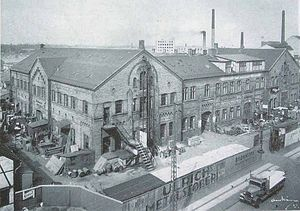 Holmbladsgade - The iron foundry and machine factory