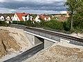 Brücke Demmerweg Heroldsberg Gräfenbergbahn, Baujahr 2019.jpg