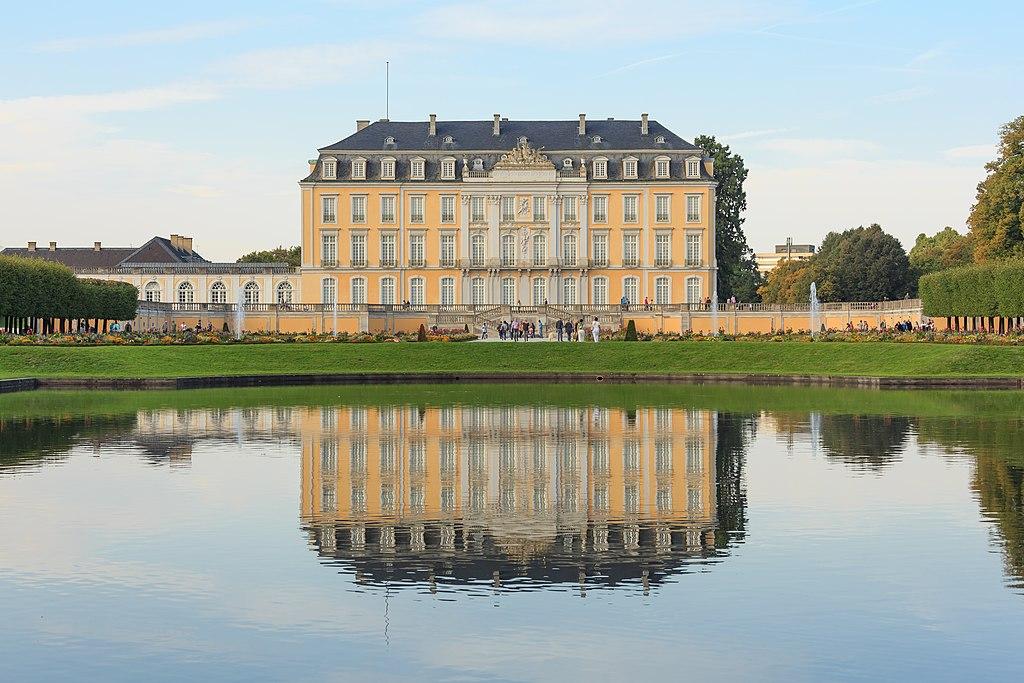 Brühl Germany Schloss-Augustusburg-01