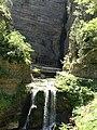 Bramabiau Saint-Sauveur-Camprieu aval abîme cascade (3).jpg