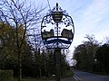 Brandeston Village Sign - geograph.org.uk - 1055071.jpg
