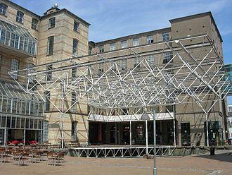 Funen Art Academy - The Art Academy is housed in the Brandts Complex