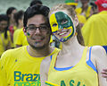 Brazil and Colombia match at the FIFA World Cup 2014-07-04 (49).jpg