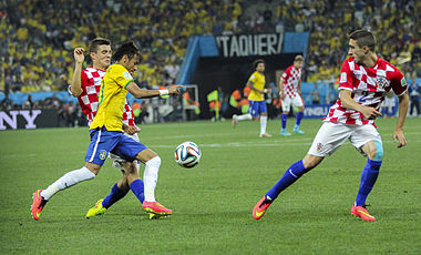 Brazil and Croatia match at the FIFA World Cup 2014-06-12 (28).jpg