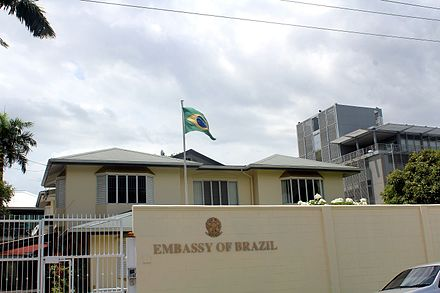 List of diplomatic missions of Brazil - Wikiwand