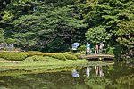 Bridge in The Imperial Palace East Gardens, May 2017.jpg