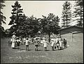 Brighton-le-Sands Public School - a game in the grounds (13136450205).jpg