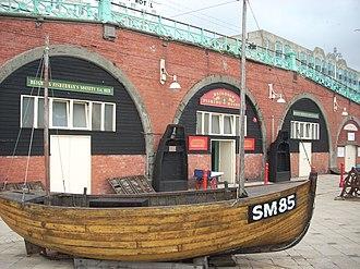 Brighton Fishing Museum - Image: Brighton Fishing Museum
