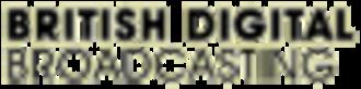 ITV Digital - British Digital Broadcasting logo (1997–1998)
