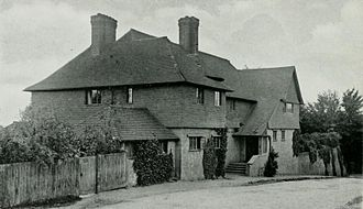 Walter Tyndale - Image: Broad Dene front view