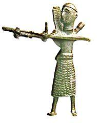 Nuragic bronze statuettes