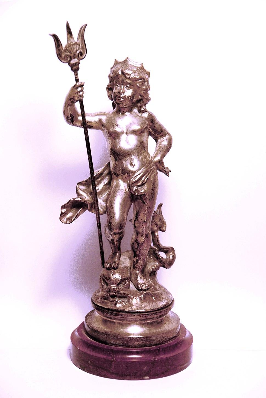 Bronze d'Auguste Moreau