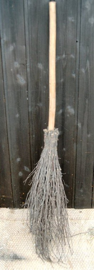 Besom - Classic form of the besom