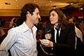 Bruno Senna e Monica Iozzi (CQC).jpg