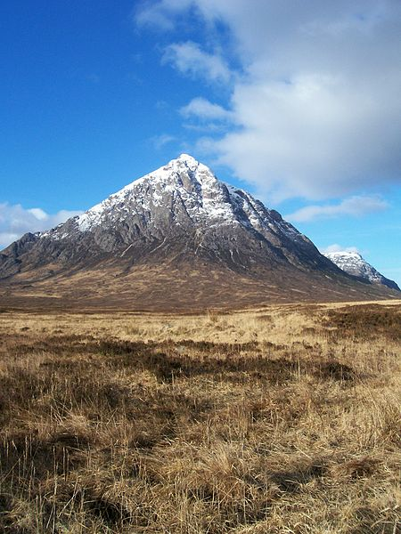 File:Buachaille etive mor in march.jpg
