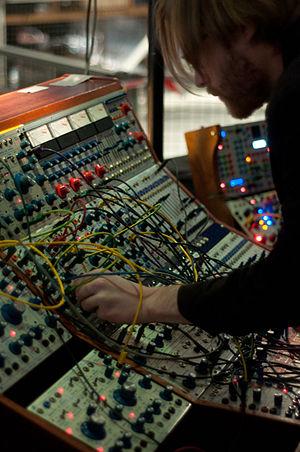 Buchla Electronic Musical Instruments - Buchla 200