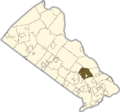 Bucks county - Newtown Township.png