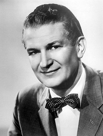 Bud Collyer - Collyer in 1962.
