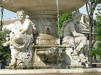 Budapest District V., Danubius Fountain by Leo Fessler. - 2009, BudapestDSCN3790.jpg