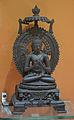 Buddha in Dharmachakra Mudra - Bronze - ca 9th-10th Century CE - Pala Period - Nalanda - ACCN 9440-A24784 - Indian Museum - Kolkata 2016-03-06 1728.JPG