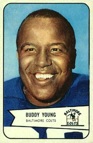 Buddy Young - Young with the Colts