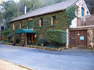 National Register of Historic Places listings in Sonoma County, California - Image: Buena Vista Winery, Sonoma, CA
