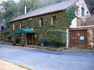 California Historical Landmarks in Sonoma County, California - Image: Buena Vista Winery, Sonoma, CA