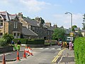 Building speed humps, Corstorphine. - geograph.org.uk - 16356.jpg